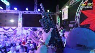 دحيه السلاح M16 السبعاوي عمل مجزرة 🔥🔥 ناااار - مهرجان ابو عريب السلايمه الرام 2019HD ماستركاسيت