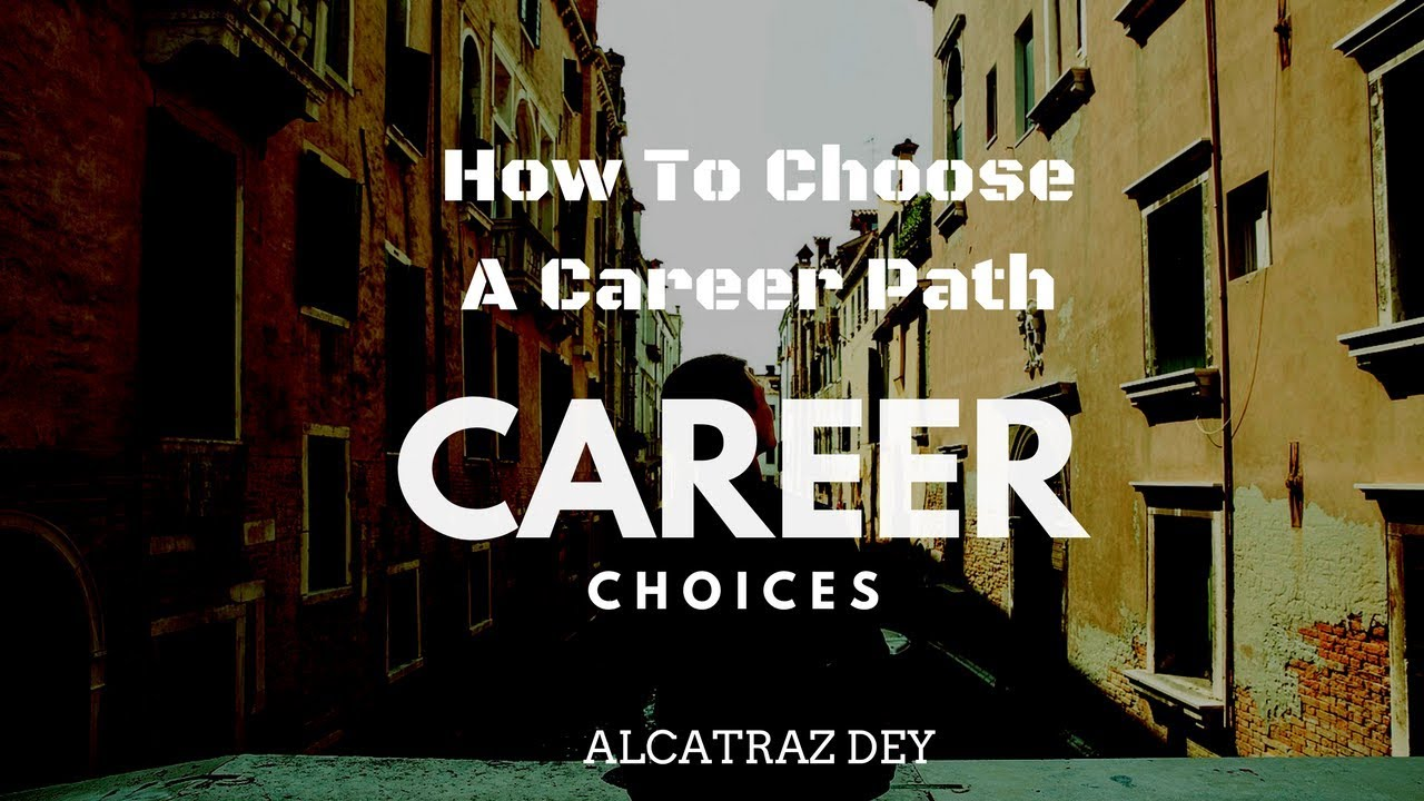 how to choose a career Choosing the right career can be difficult, but having a defined career direction will help you with getting a job but with a little hard work, some planning, and some serious self-reflection, you can set yourself on a path towards a fruitful consider what you like to do and how that might fit into a career.