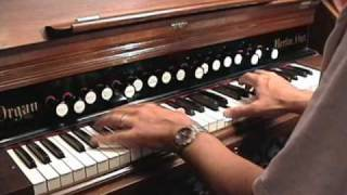 Bésame Mucho - Consuelo Velázquez -- Berlin Reed Organ