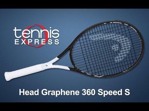 HEAD Graphene 360 Speed S Tennis Racquet Review  Tennis Express