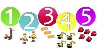 Montessori Okulu  Bir den beş e  2 sayısını öğreniyoruz
