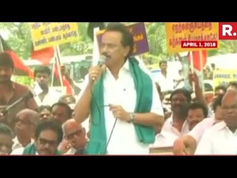 Tamil Nadu Opposition Calls For Statewide Bandh Over Cauvery Issue