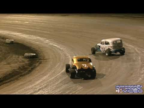 Florida Old Time Modifieds Feature, East Bay Raceway Park, 11/16/19
