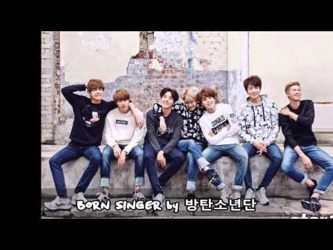 [MP3/DL] Born Singer by 방탄소년단 (BTS)