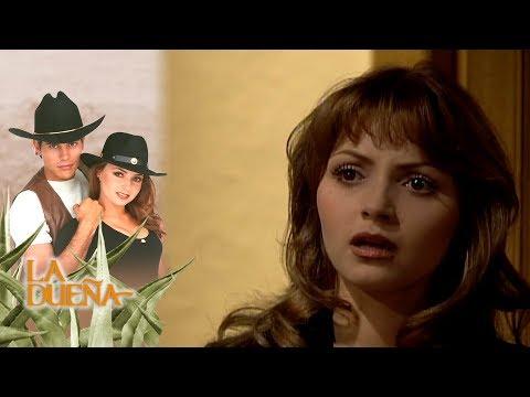 La Dueña capítulo 23: Regina descubre que Laura la esta traicionando | Tlnovelas thumbnail