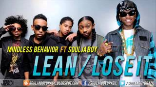 Mindless Behavior ft. Soulja Boy- Lean,Lose it (FULL SONG)
