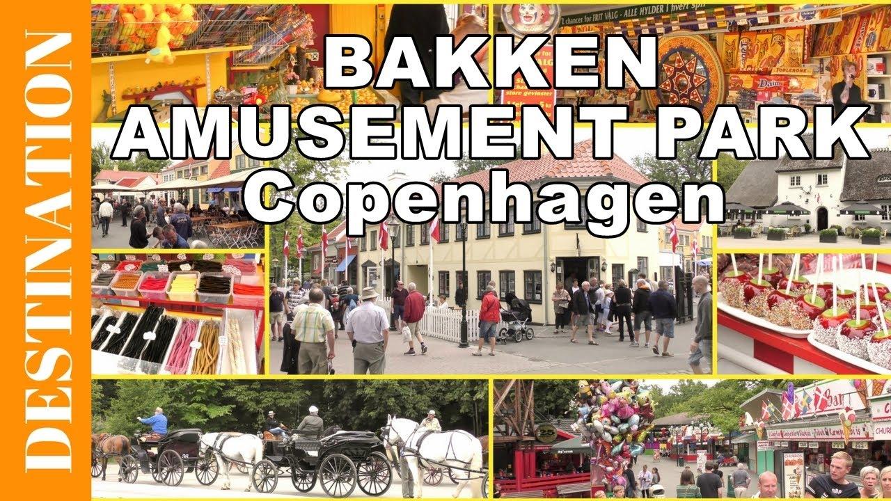 Bakken World 180 S Oldest Amusement Park Dyrehavsbakken