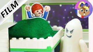 Film Playmobil en français | Julian est victime d'une farce - Emmase déguise en fantôme