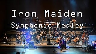 Download Iron Maiden - Fear of The Dark, The Number of The Beast, Run to The Hills Symphonic Mp3 and Videos