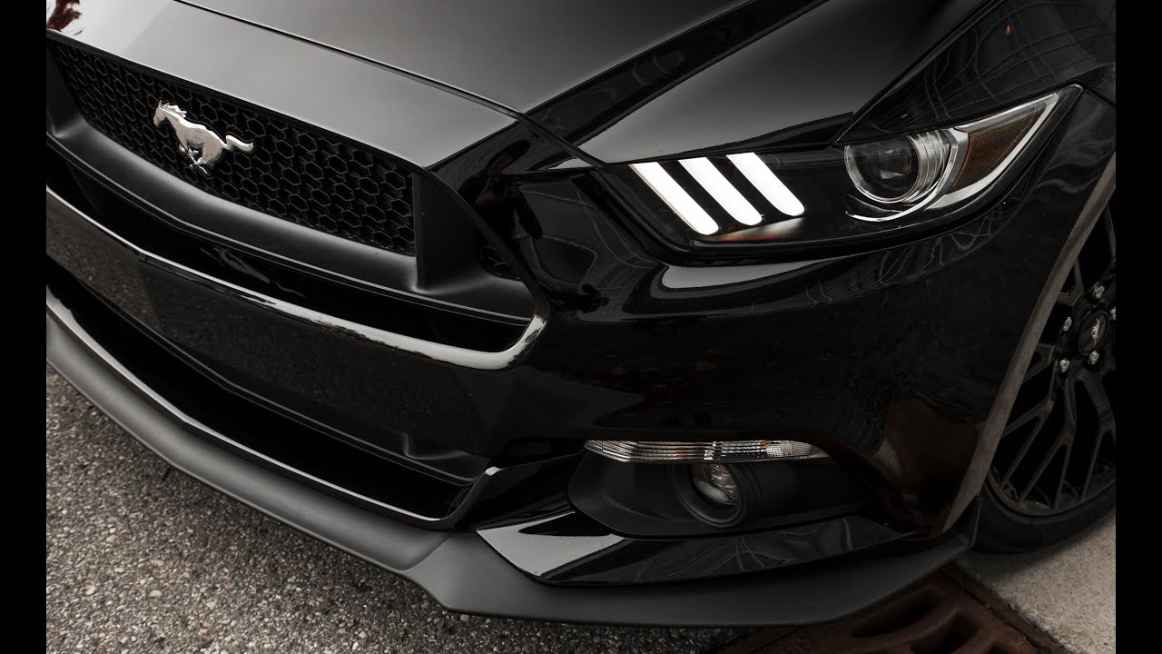 2016 ford mustang gt new arrival comes review youtube - Ford Mustang 2016 Black