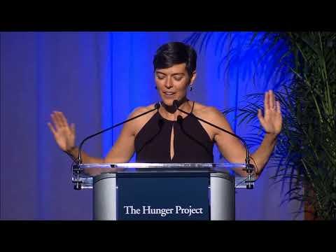 Jasa Porciello, Activist and Hunger Project Investor