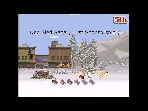 Dog Sled Saga ( First Sponsorship )  