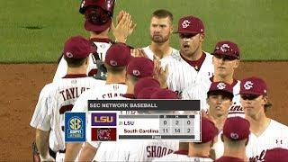 HIGHLIGHTS: Baseball vs. LSU — 4/20/18