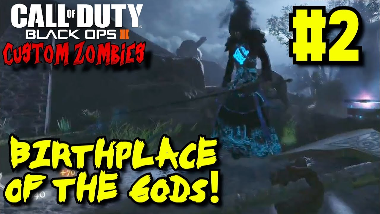 killing the keeper 20 birthplace of the gods zombies