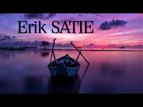 Erik SATIE - Gymnopedies 1, 2, 3 - 60 min - Piano Classical