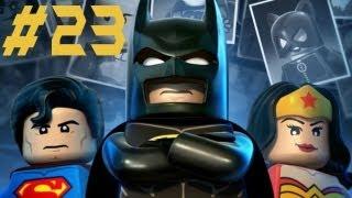Lego Batman 2: DC Super Heroes - Walkthrough - Part 23 - Joker Mech
