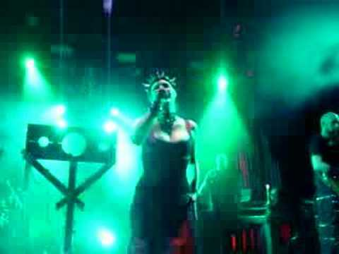 Therion - The Wisdom and the Cage (fragment), 16.12.2007 mp3