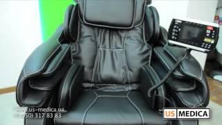 Массажное кресло Infinity 3D(Массажное кресло US MEDICA Infinity 3D – это достойный представитель семейства массажного оборудования от компании..., 2015-12-02T12:40:41.000Z)