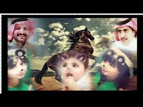 شيله فوق المنشد فهد المسيعيد الشاعر حسين سميان بساره السميان وبناتها