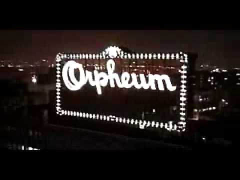 The Orpheum Theater - Los Angeles