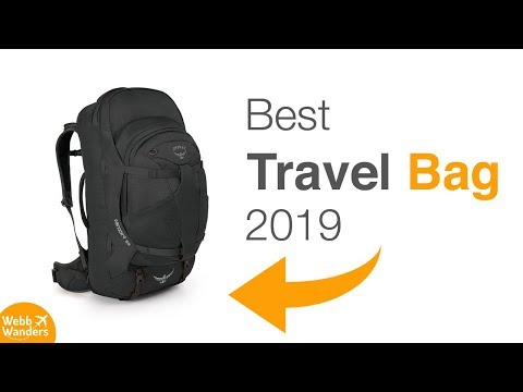Osprey Farpoint 55 Review - 2018