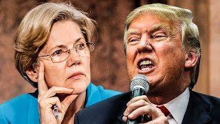 Donald Trump Throws Racial Slur At Elizabeth Warren While Honoring Native American Code Talkers