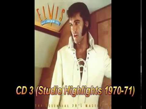 Elvis - Walk A Mile In My Shoes The Essential 70s Masters CD 3 Studio Highlights 1970- 71