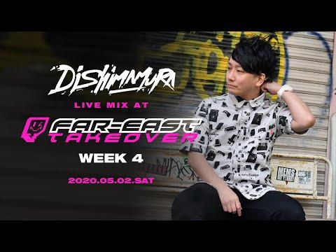 DJ Shimamura Live Mix At #FETOW4 2020.05.02.SAT