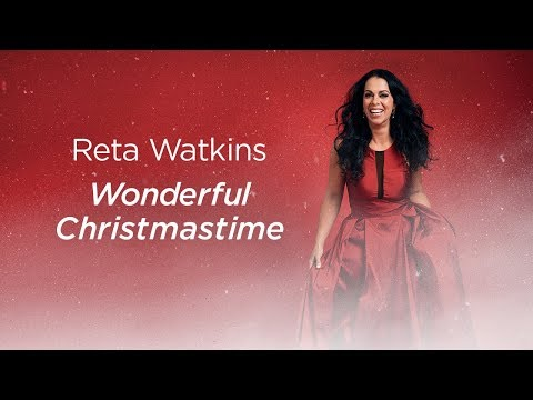 [OFFICIAL] Reta Watkins - Wonderful Christmastime (In Studio Music Video)