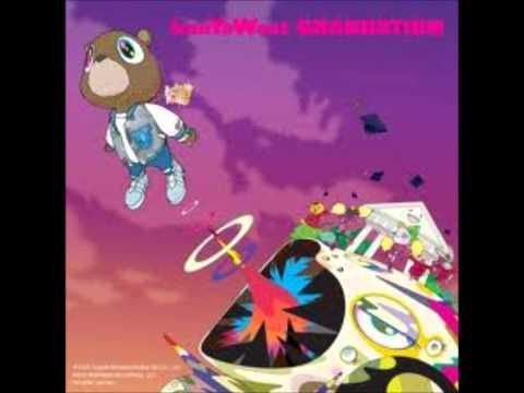 Kanye west Flashing Lights