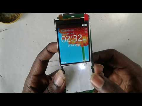 nokia 220 lcd solution
