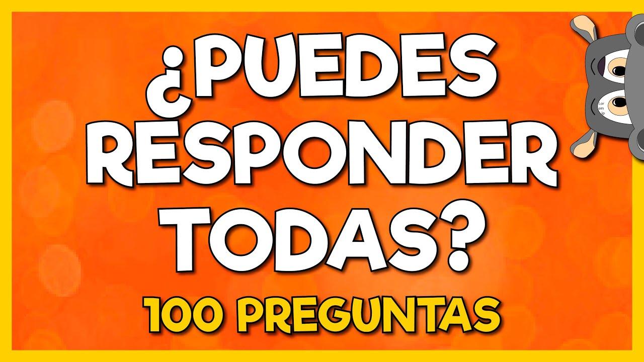 Download 100 PREGUNTAS de CULTURA GENERAL - Trivia 😉😉