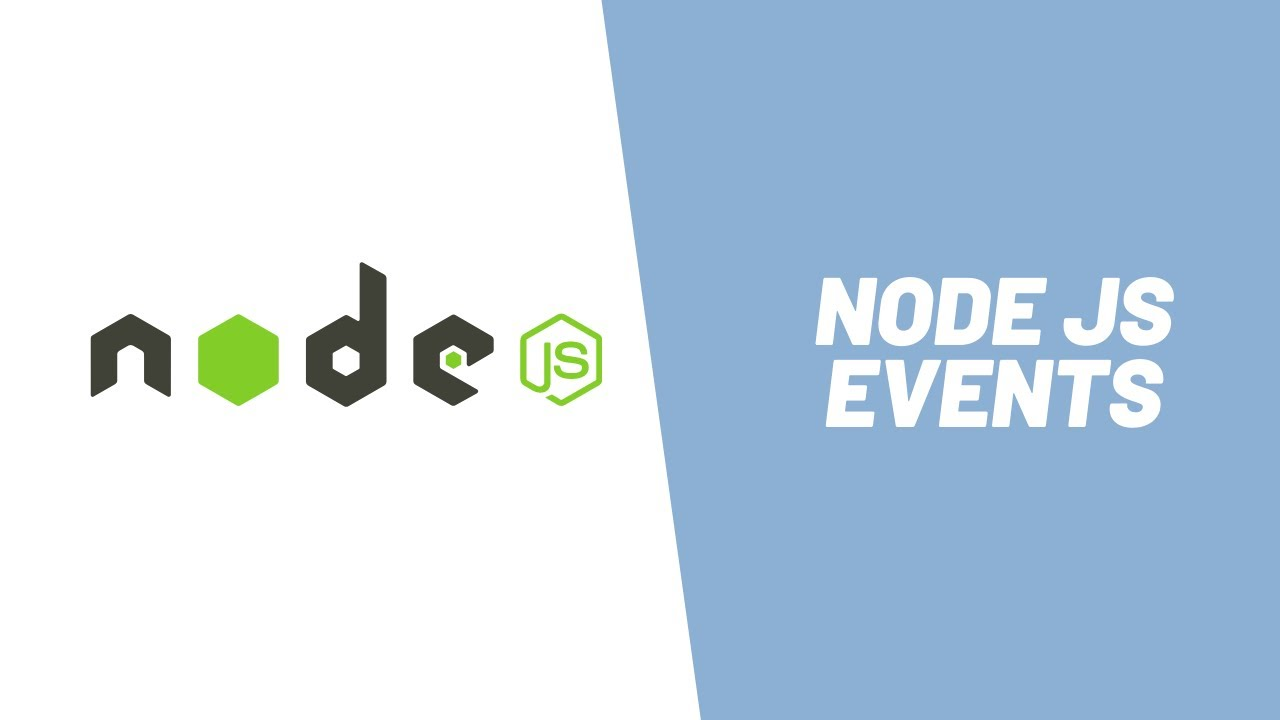 How to Use Node JS Events Module