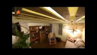 Как обустроить жилье для холостяка - Дача - 30.11.2013 - Выпуск 67