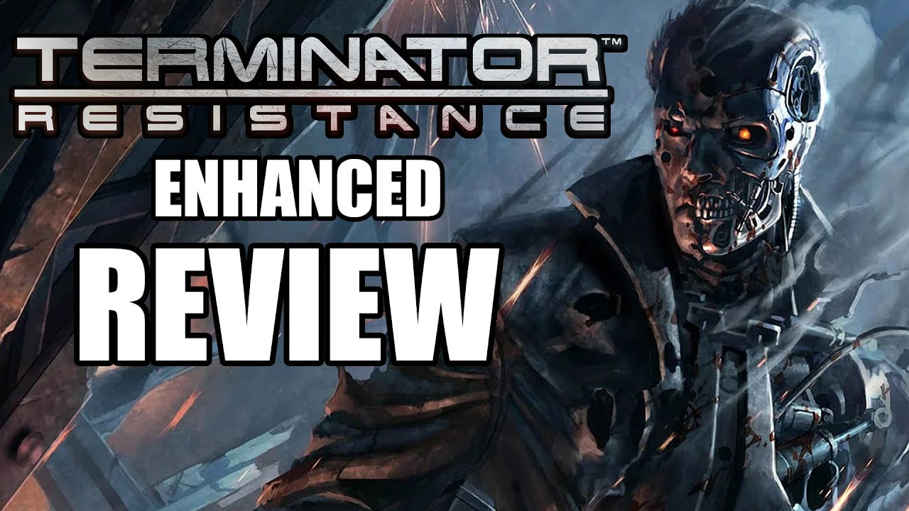 Terminator: Resistance - Enhanced PS5 Review - The Final Verdict (Video Game Video Review)