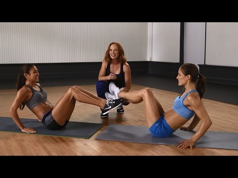 Quick No Equipment Partner Ab Workout – Fun and Challenging!