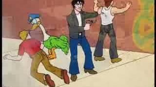 Hooch & Daddy-O Superfun Cartoon Show