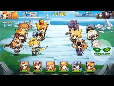Tales of Adventure (Android iOS APK) - Role Playing Gameplay Chapter 1-2