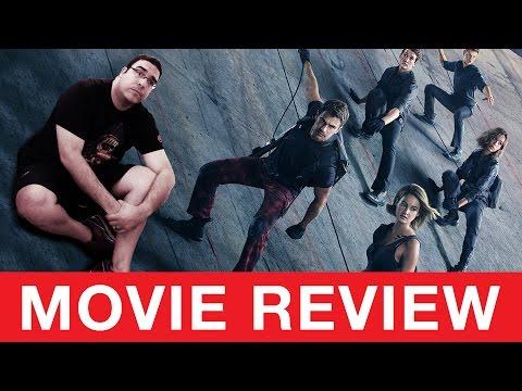 Allegiant Movie Review [Divergent Series]