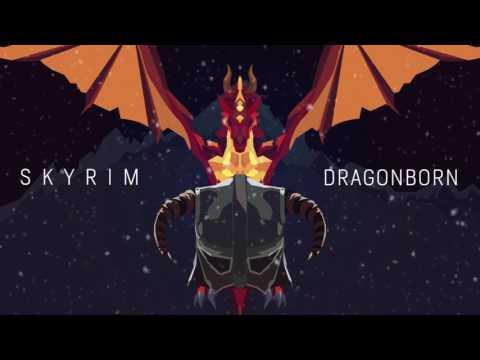 The Elder Scrolls V SKYRIM Soundtrack  Dovahkiin Zoor Non Lyrics Version DOWNLOAD LINK