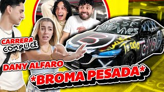 LE PINTAMOS EL AUTO A DANNY ALFARO *Broma Extrema* | BROMA RULES