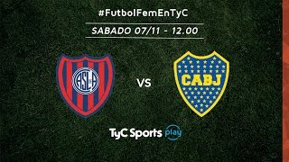 San Lorenzo vs Diaz full match