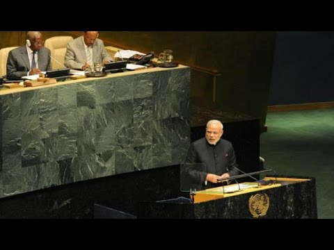 Narendra Modi's UNGA Speech - Full Speech