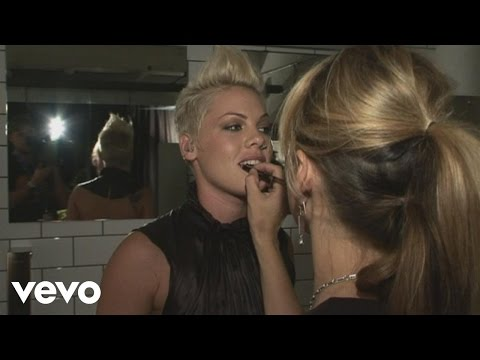 P!nk - On the Road with P!nk (from Live from Wembley Arena, London, England)