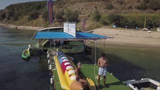Watersports center of Nea Roda / Chalkidiki