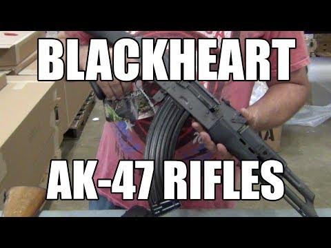 Product Spotlight: Blackheart AK-47 Rifles