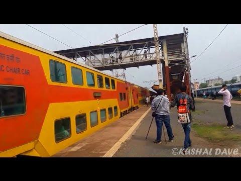 Full Day Railfaning Compilation at Navsari