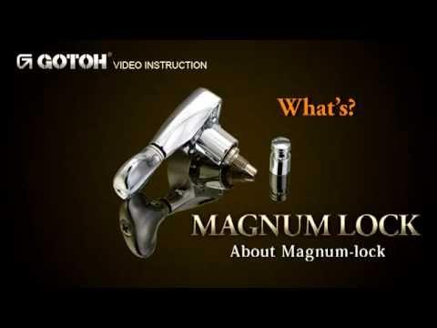 Gotoh Magnum Lock Youtube