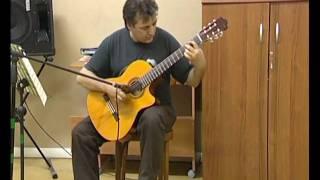 Marcello Smenghi #02 Guitar Alternative Clinics-Improvvisazione-Vigonza(PD)-29May2009