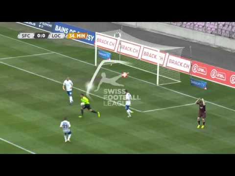 Highlights Servette Locarno 3e    Multimedia Swiss Football League